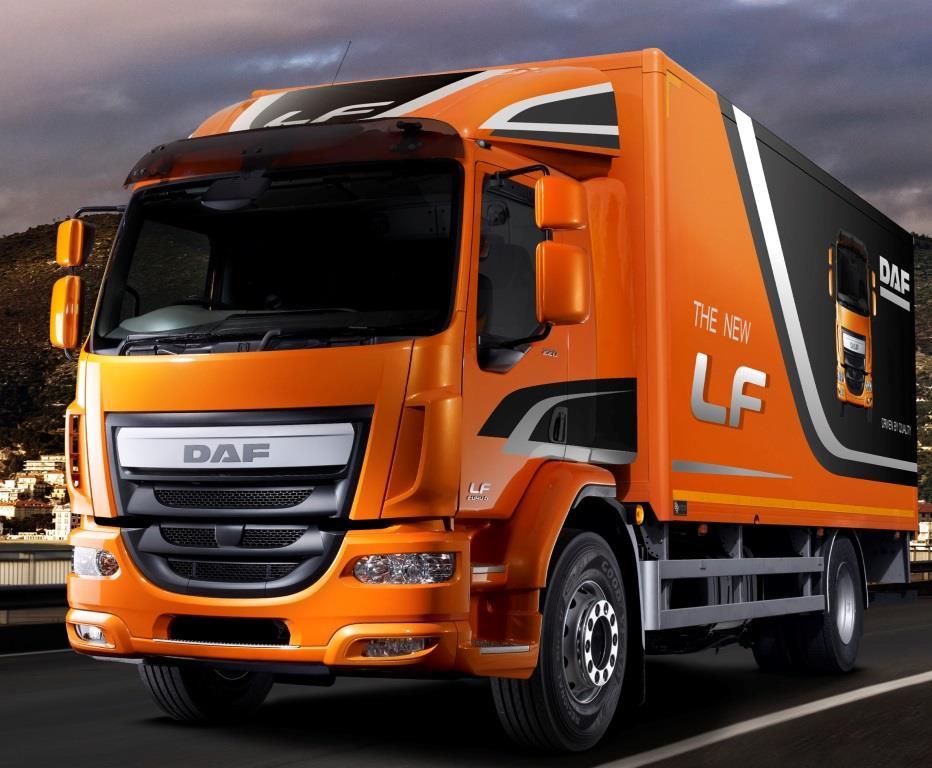 Смотреть все модели грузовика даф фото